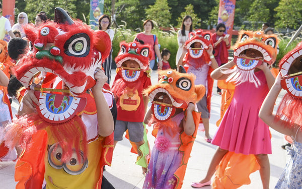 Things to do this Weekend: Kick-Off a Lively Chinese New Year Celebration with Your Little Ones @ Esplanade!