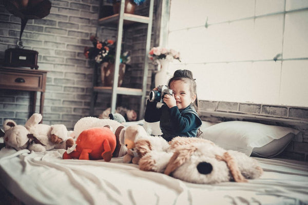 List of Indoor Activities to do With Your Little Ones!
