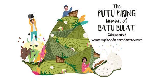 Octoburst! 2020 - The Putu Piring Incident of Batu Bulat