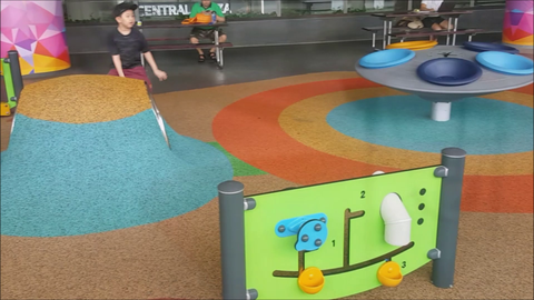 Sky Terrace All Inclusive Playground @ Our Tampines Hub