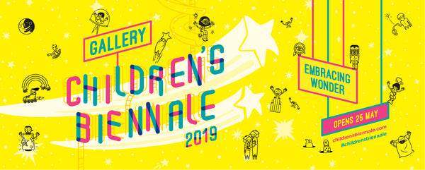 Gallery Children's Biennale 2019: Embracing Wonder