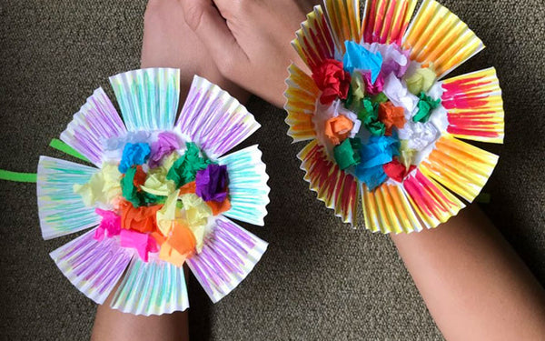 Things to do this Weekend: 5 Crafts for Little Ones to Create this Mother's Day! - Corsage Making at Esplanade
