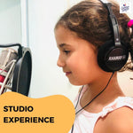 Music Holiday Camp: Studio Experience (Personal Song Recording) @ $150