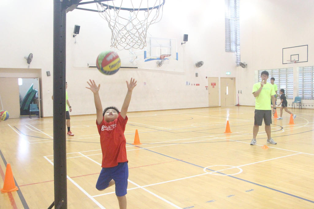 GROUP BUY DISCOUNT: 85% Off SG Basketball Trial for 3 - 5 yrs old (10th Feb) @ $9.50 (U.P. $64.20)