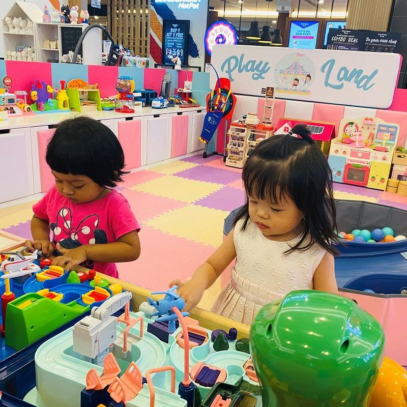 PlayLand: 5-Hrs Weekday Play Package at Jurong Point