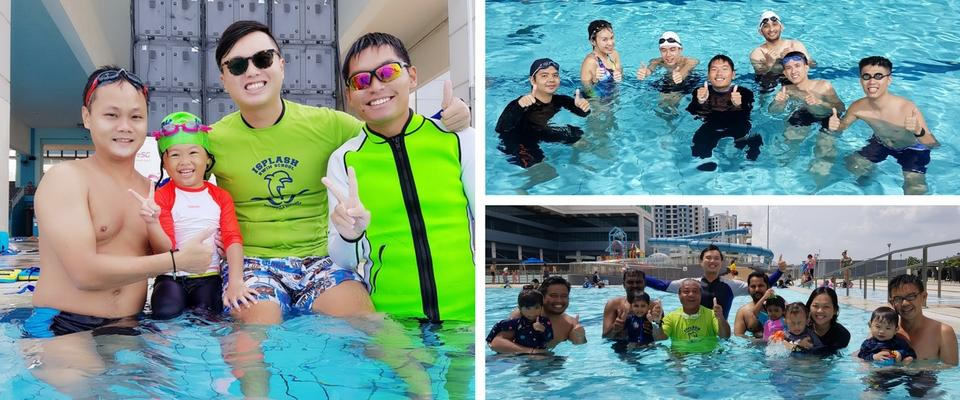 ISplash Swim School: 2 Kids Swim Classes @ $16 on Weekdays
