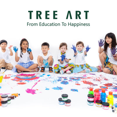 [FREE TRIAL] 1 Hour Guided Creative Art Jamming with Tree Art!