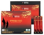 Chamhansam: 6 Years Old Korean Red Ginseng Extract @ $75 (Delivery Included)