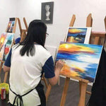 3 Hour Art Jamming Session with Free Flow Drink for 1 Pax @ $21 (U.P. $60) - BYKidO