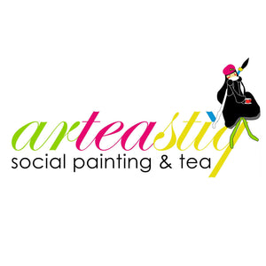 Arteastiq: Enjoy $20 Off 3-hr Art Jamming Session!