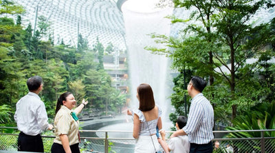 [Direct Entry] Jewel Changi Airport Attraction Tickets in Singapore