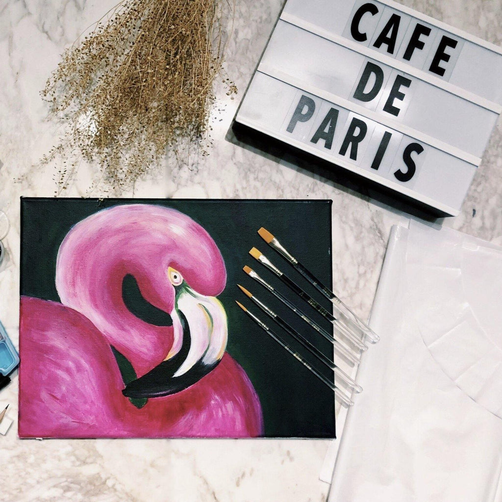 Cafe de Paris: 1 Art Jamming Set @$34 (U.P $38) - BYKidO