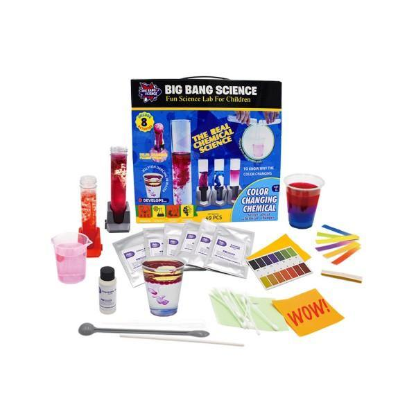 Mix n Match: 2 STEAM Science Kits @ just $60, Inclusive Of Delivery