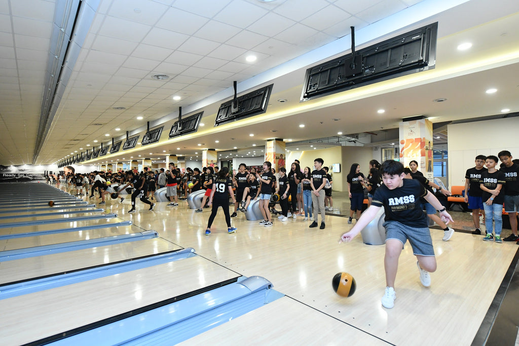 1 Hour Unlimited Bowling Games for 2 Pax @ Just $25 (U.P $35) - BYKidO