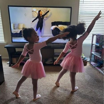 Kinderdance: 2 Online Dance Classes @ $5 (U.P $10)