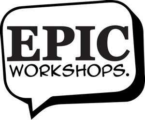 EPIC Workshops: Angled Open Terrarium Experience Kit @$33