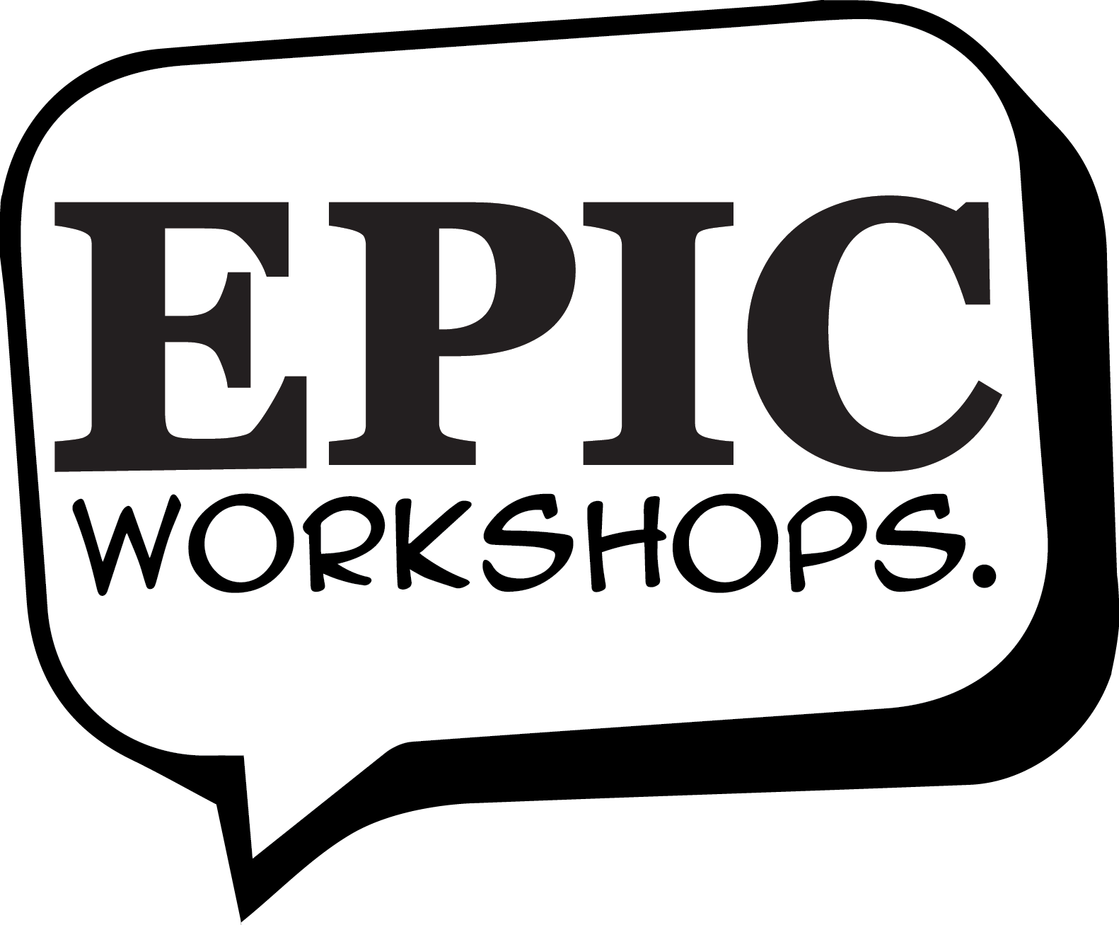 EPIC Workshops: Tote Bag Painting Experience Kit @ $30
