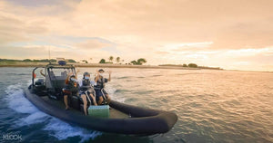 Explore Southern Islands with Adventure RHIB Boats Rides - BYKidO