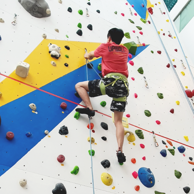 Upwall Climbing: 2 Hours Of Rock Climbing From Just $16 Each!