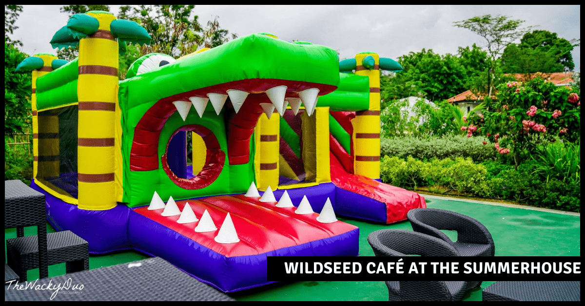 Wildseed Cafe: 15% Off Bill (Family Fun 2019)