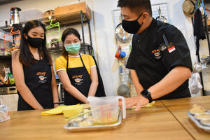 Flavours of Singapore Cooking Class