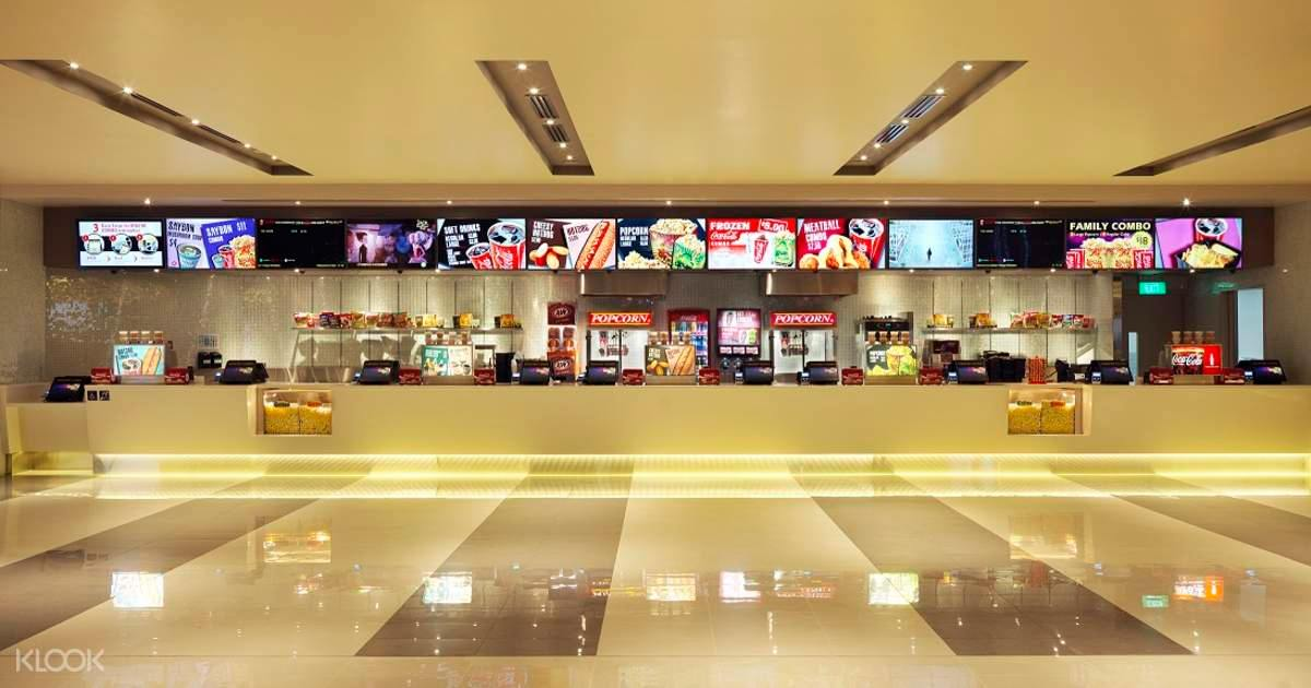Golden Village Multiplex Everyday Movie e-Voucher (Valid till 28 Feb 2021)