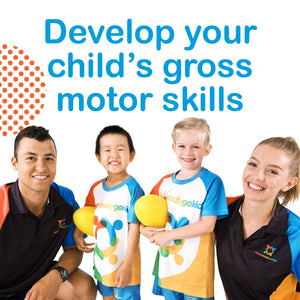 Ready Steady Go Kids - 2 Trial Lessons @ $10 - BYKidO