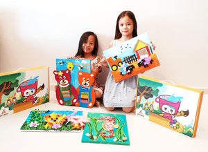 Happy/Joyful Craft Box @ just $49, Delivery Included - BYKidO