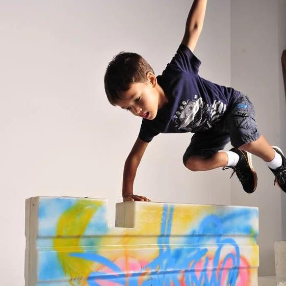 A2 Parkour: 1 for 1 Trial Classes @ $30 (Family Fun 2019)