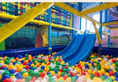 Bouncing Kids: $5.50 Per Hour Playtime (U.P. $9)