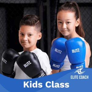 Elite Coach: 2 Offline Kids Fitness Classes ( Muay Thai/Dance/Boxing) @ $5 (U.P $50)