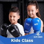 Elite Coach: 2 Kids Fitness Classes (Gym and Games/ Gym & Expression/ Gymnastics/ Multi sports/ Muay Thai/ Boxing) @ $5 (U.P $50) - BYKidO