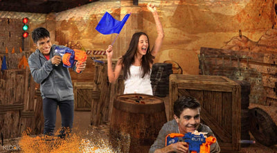 [Klook Exclusive: Skip-the-Line] NERF Action Xperience Ticket in Singapore