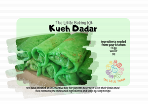 Homemade Kueh Dadar Baking Kit - 20% Off (Promotion)