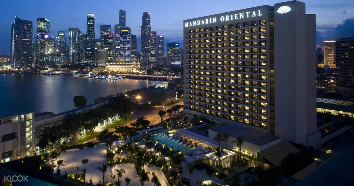 Mandarin Oriental Singapore Couple & Family Staycation with F&B Dining Benefits (Exclusive) - BYKidO