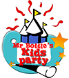 Mr Bottle's Kids Party - Mr Bottle's Magic Set @ $35.90 with Delivery (U.P $49.90) - BYKidO