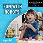 S.T.E.A.M Holiday Camp: Fun with Robots @ $108 (U.P $158)