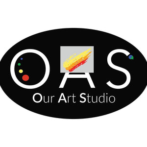 Our Art Studio: Art Trial Class From Just $50
