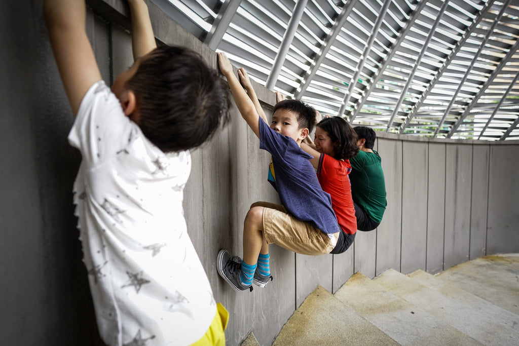 Superfly Monkey Dragons: 50% Off Parkour Trial Class (Family Fun 2019)