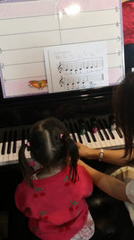 Musox School of Music Crafters: 2 Piano / Violin Trial Class @ $5