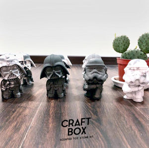 "Craft Walk: 2 Mix ""n"" Match Craft Boxes @ $60, include Delivery(U.P. $75-$90)"