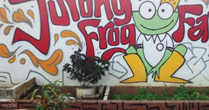 Singapore Farm Tour - Hay Diaries, Jurong Frog Farm and Bollywood Veggies