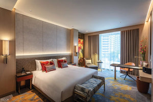 Sofitel Singapore City Centre Couple & Family Staycation with F&B Dining Benefits (Exclusive)