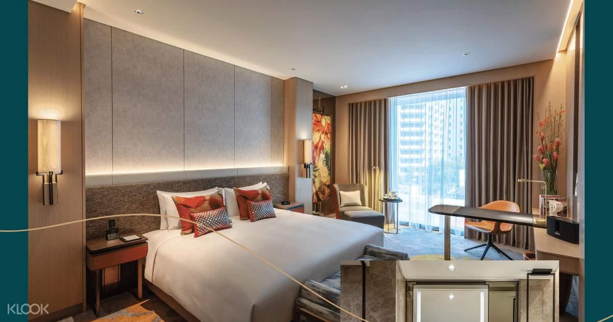 SO/ Sofitel Singapore Staycation with F&B Dining