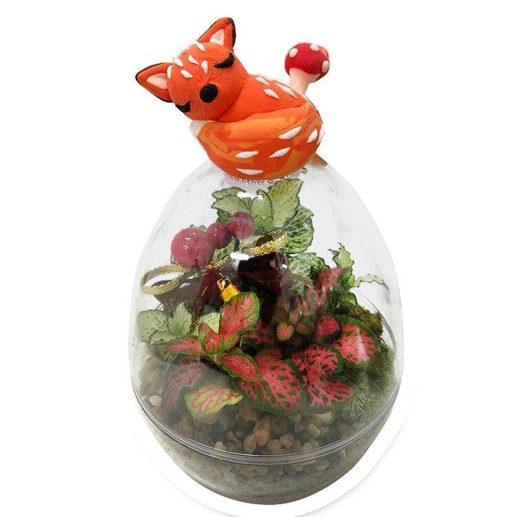 Artzillions: 1 For 1 DIY Terrarium Making Package From Just $49 (U.P. $98)