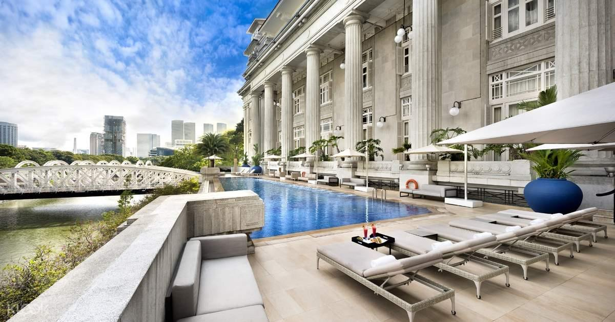The Fullerton Hotel Staycation (Exclusive)