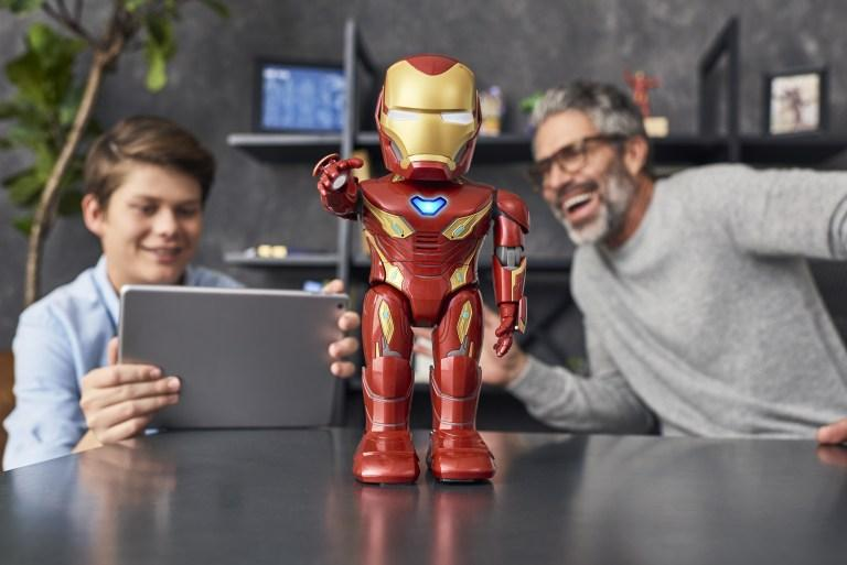 Free Introductory Robotics Workshop With Purchase / Rental of Iron Man MK50