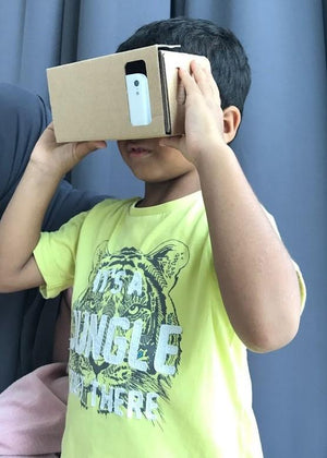 #SmartNationTogether: Free Workshop To Create Your VR Experience With Explorer Junior - BYKidO