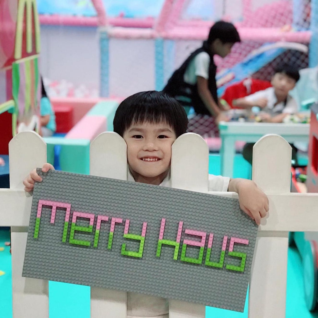 Merry Haus Playground: 2 Hours Entry @ Just $19