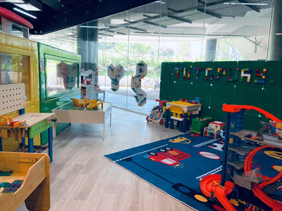 Tots Play Playground: 1 For 1 Weekday Entry (1hr) @ Just $18